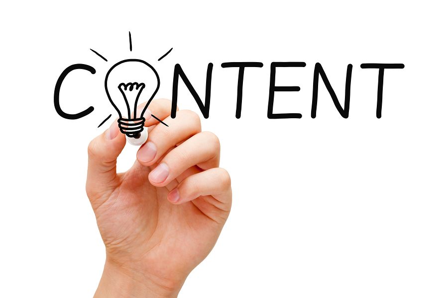 Ten Easy Content Ideas