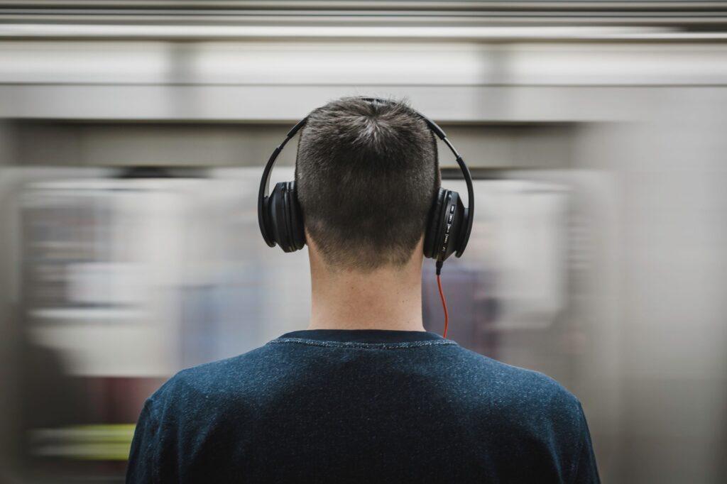 podcast listener