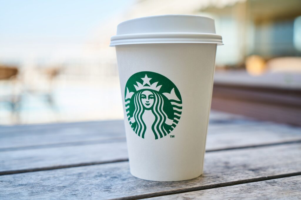 Starkbucks cup